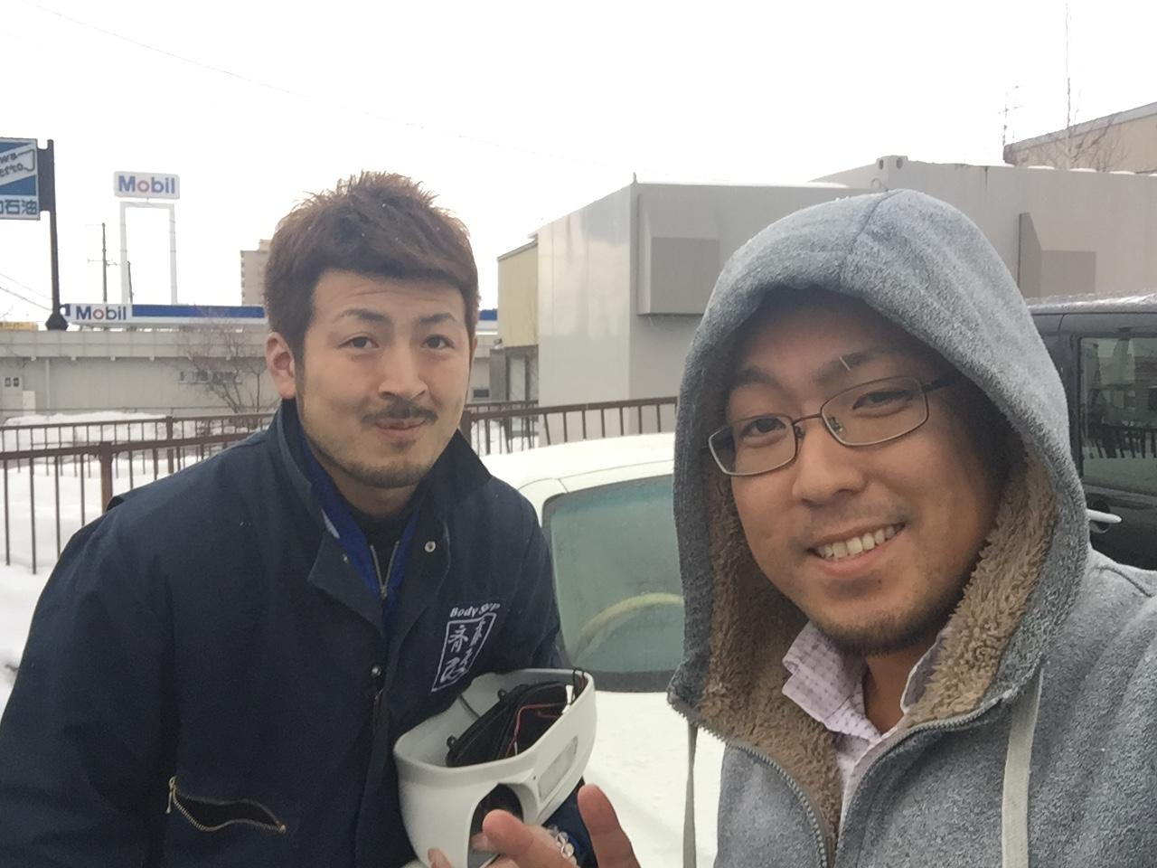 3月13日 金曜日!店長のニコニコブログ!!今日はジェイソンの日!_b0127002_20264093.jpg