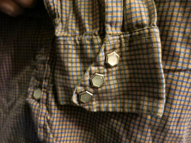 3/14(土)入荷!60'S CAMPUS オープンカラーウエスタンシャツ!_c0144020_15182274.jpg