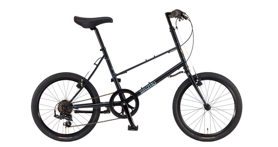 BRUNO 2015『Black Edition』ミキスト ミニベロ 700c ブルーノ おしゃれ 女子 自転車 リピトデザイン_b0212032_1721595.jpg