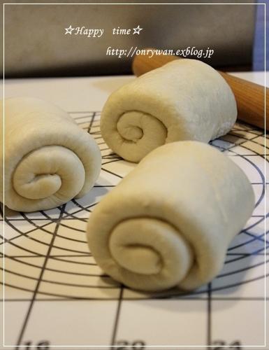 豚キャベ厚揚げの味噌炒め弁当と角食パン♪_f0348032_19164287.jpg