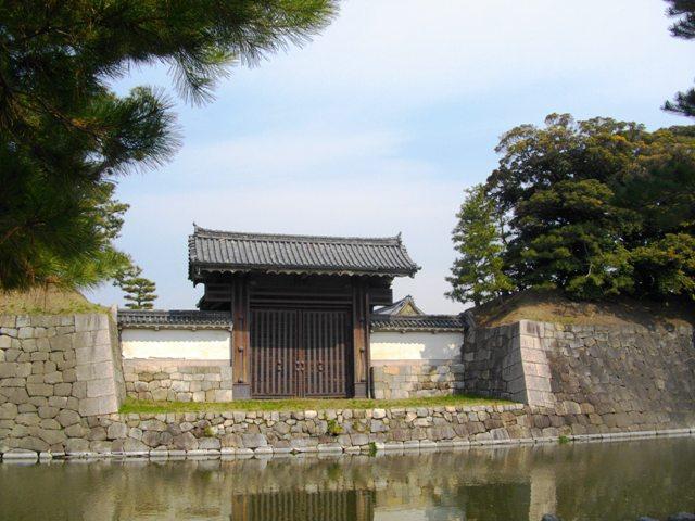 二条城のお堀_e0230141_120978.jpg