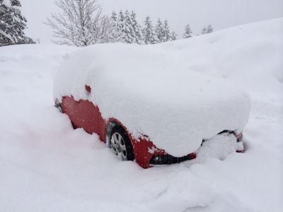 高鷲スノーパーク⭐️2日目も大雪!_c0151965_1745236.jpg