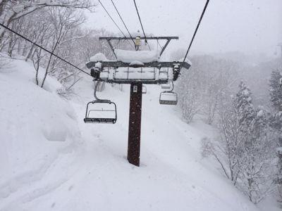 高鷲スノーパーク⭐️2日目も大雪!_c0151965_17453100.jpg