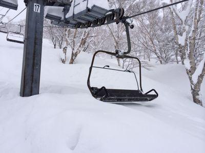 高鷲スノーパーク⭐️2日目も大雪!_c0151965_1745739.jpg