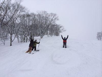 高鷲スノーパーク⭐️2日目も大雪!_c0151965_1745776.jpg