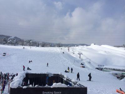 高鷲スノーパーク⭐️2日目も大雪!_c0151965_1745999.jpg