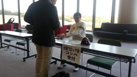 関西ゴルフ練習場連盟 大阪ブロック会_c0160277_2218506.jpg