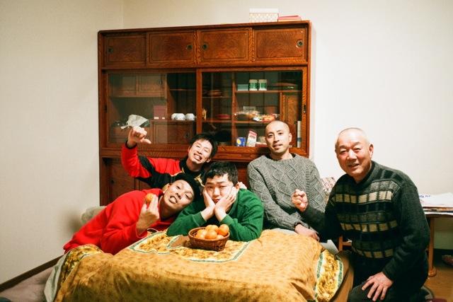 胸がドキドキ正月、和尚坊主は3名。_f0170995_10215130.jpg