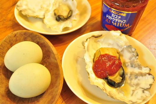 横須賀産卵と牡蠣 ピッコロヴァーゾ_b0171098_817172.jpg