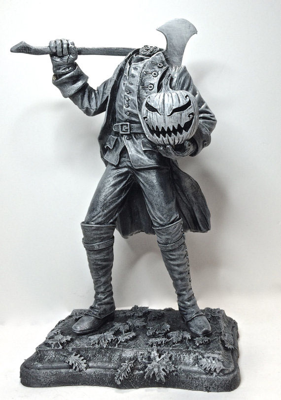 Headless Horseman Statue by Michael Locascio_e0118156_1752156.jpg