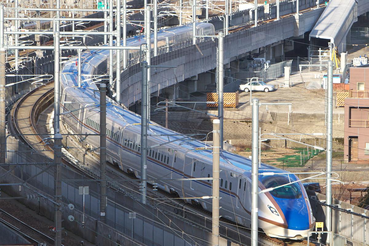 北陸新幹線、ついに開業!_e0140159_23473970.jpg