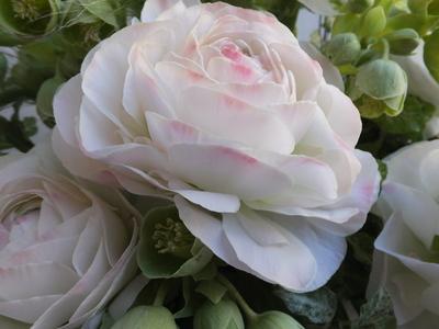 オークリーフ(お悔やみの花、春の草花で・・)_f0049672_11363939.jpg