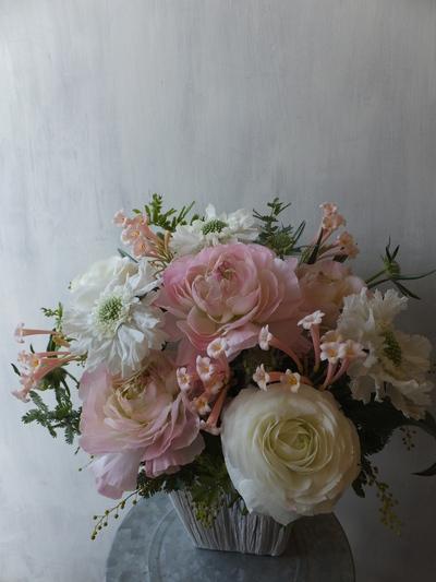 オークリーフ(お悔やみの花、春の草花で・・)_f0049672_11365671.jpg