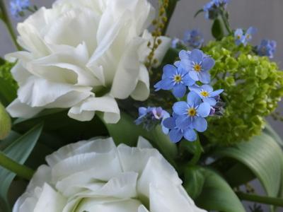 オークリーフ(お悔やみの花、春の草花で・・)_f0049672_1137395.jpg