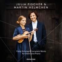 Schubert: Complete Works for Vn & Pf@Julia Fischer, Martin Helmchen_c0146875_2353245.jpg