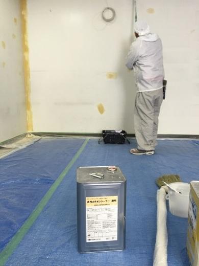 ビルの改修工事_f0052181_11123295.jpg