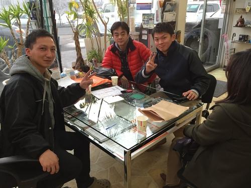 3月15日 日曜日 今日も店長のニコニコブログ!!_b0127002_20505679.jpg