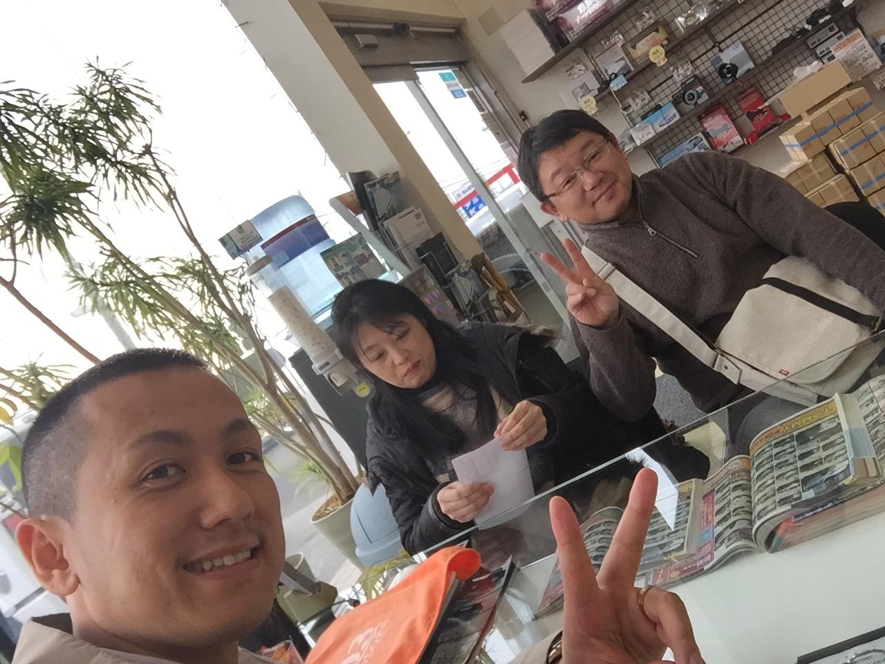 3月15日 日曜日 今日も店長のニコニコブログ!!_b0127002_20522782.jpg