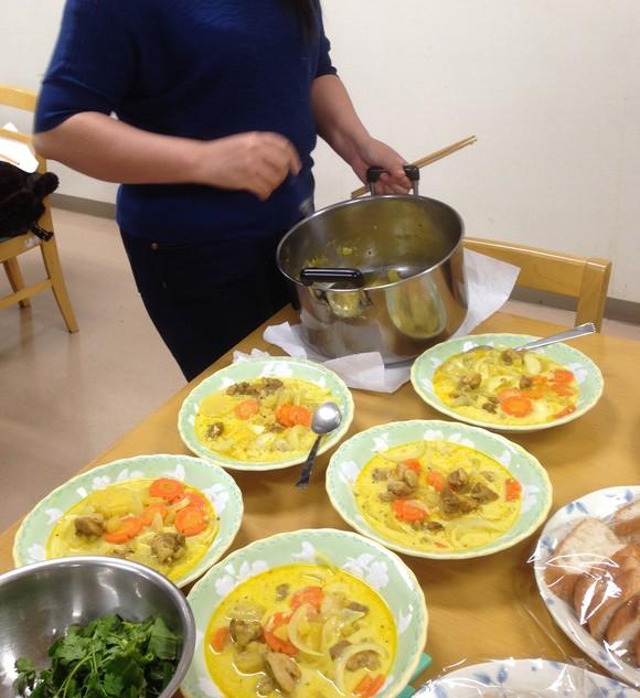 日曜朝教室の作った料理紹介_e0175020_21163713.jpg