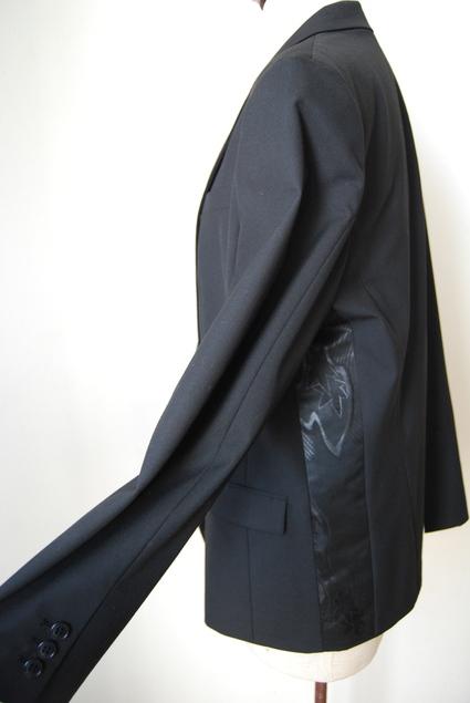 ジャケットのプチ・リメイク_d0127925_16355496.jpg
