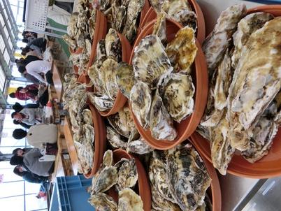 牡蠣小屋 バゥ_d0084229_1825136.jpg