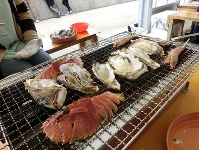 牡蠣小屋 バゥ_d0084229_18315037.jpg