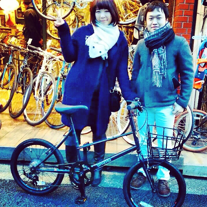 ☆今日のバイシクルガール10本立て☆ 自転車 女子 おしゃれ ミニベロ クロスバイク ロード_b0212032_20143384.jpg
