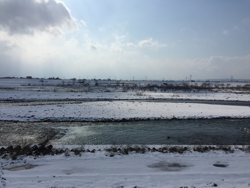 雪の常願寺 2015_b0151262_19225943.jpg