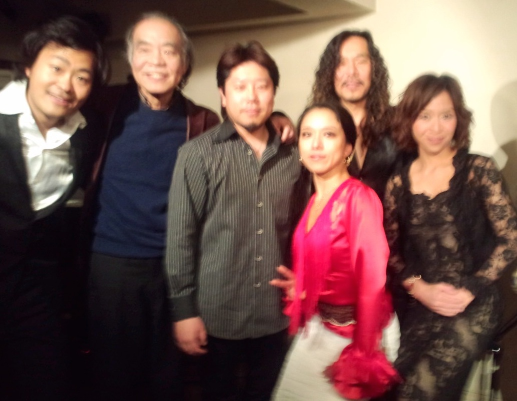 flamenco live@大塚グレコ_b0131865_135338.jpg