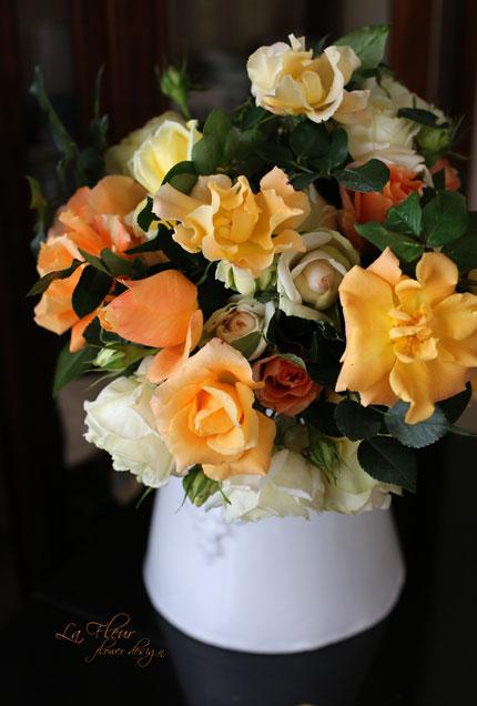 贈り花 ブーケロン_f0127281_11574573.jpg