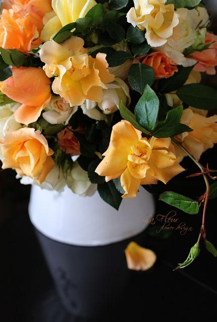 贈り花 ブーケロン_f0127281_11575428.jpg