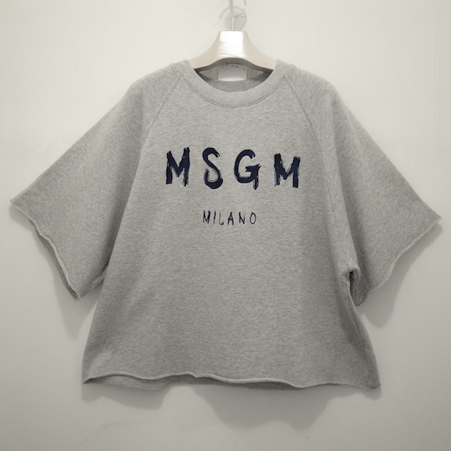 MSGM LOGO SWEAT_f0111683_17273020.jpg