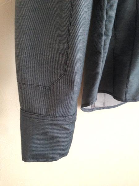 水色生地の切り替えのシャツ (フルオーダー)_b0199696_1915168.jpg