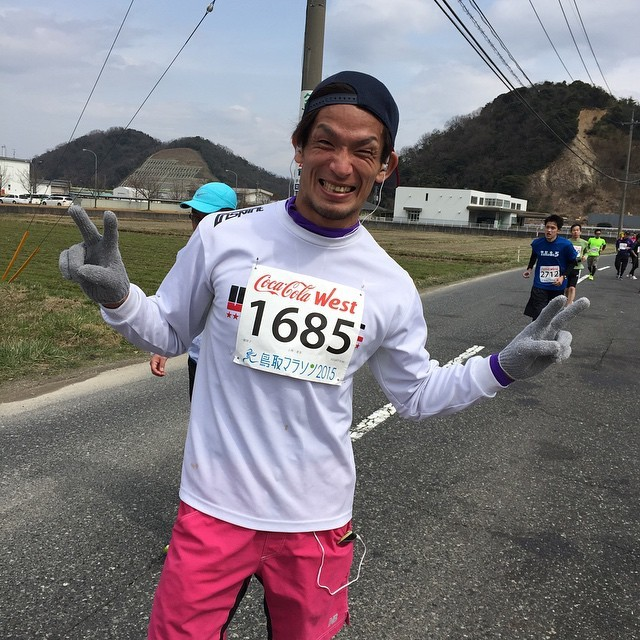 鳥取マラソン2015_e0115904_13550210.jpg