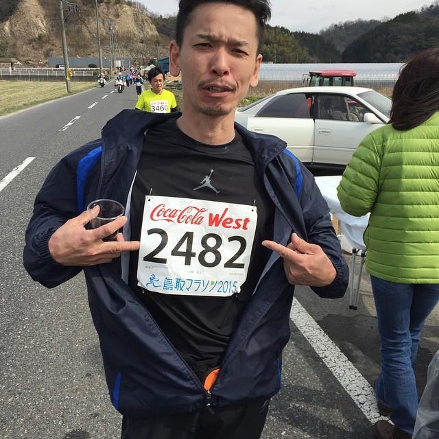鳥取マラソン2015_e0115904_13574804.jpg