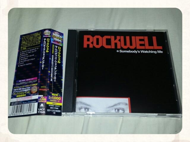 ROCKWELL / SOMEBODY\'S WATCHING ME_b0042308_061590.jpg
