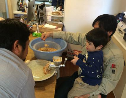 今年の味噌作り_a0148909_1135326.jpg