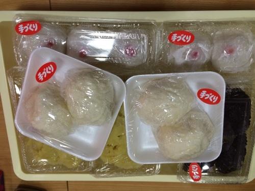 お饅頭、芋餡、お餅_f0206213_13284447.jpg
