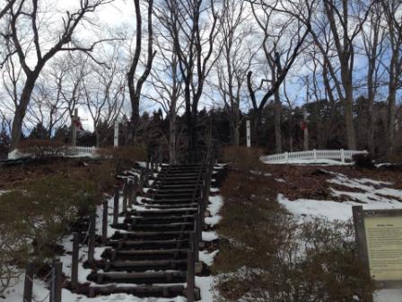 キリストの墓(青森、新郷村)探訪_c0125114_12565439.jpg