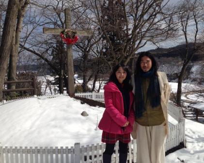 キリストの墓(青森、新郷村)探訪_c0125114_12572469.jpg
