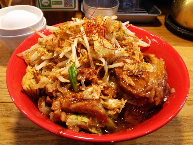わしわし麺@ダブルラリアット_a0117520_146068.jpg