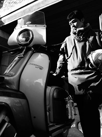 君はバイクに乗るだろう VOL.119_f0203027_2027864.jpg
