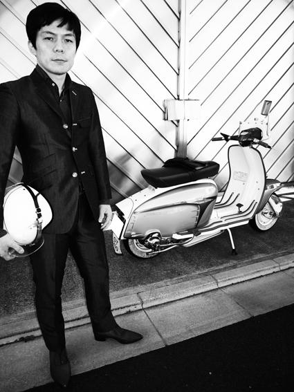 5COLORS「君はなんでそのバイクに乗ってるの?」#96_f0203027_20361316.jpg