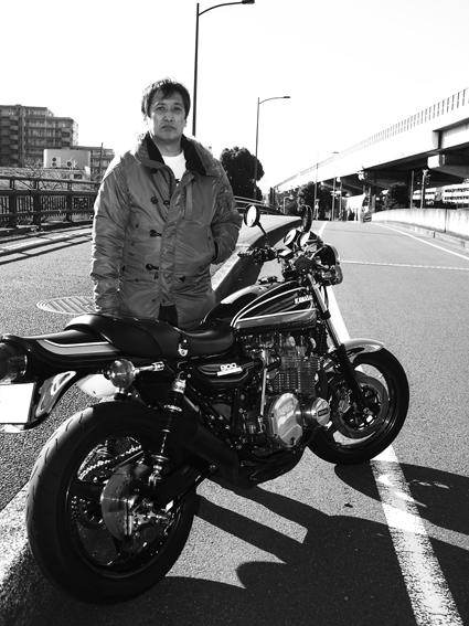 5COLORS「君はなんでそのバイクに乗ってるの?」#96_f0203027_2036249.jpg