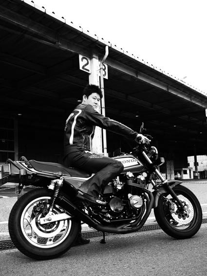 5COLORS「君はなんでそのバイクに乗ってるの?」#96_f0203027_20362699.jpg