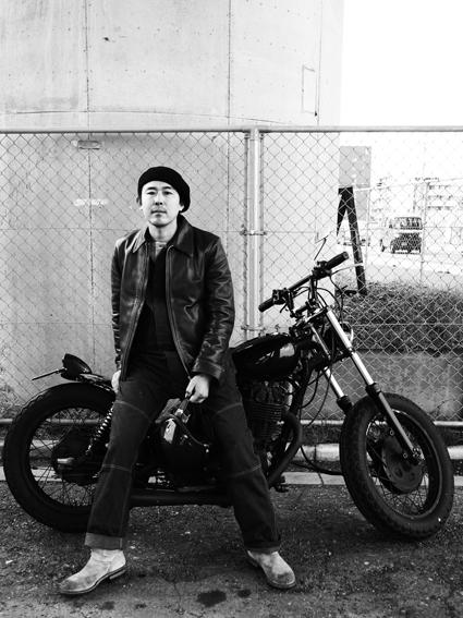 5COLORS「君はなんでそのバイクに乗ってるの?」#96_f0203027_20364747.jpg