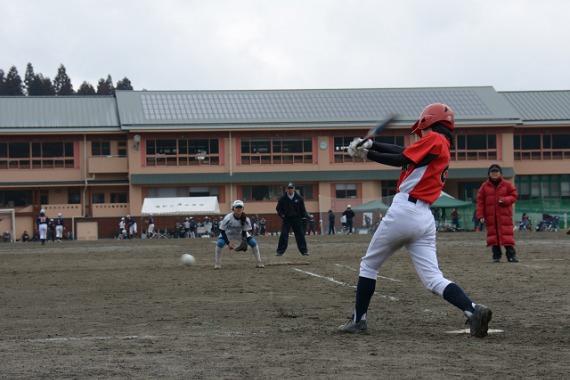 青森選抜VS(日出中&岩手選抜)_b0249247_22302811.jpg