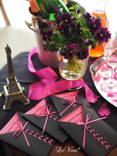 Reunion a Paris パリのフォションで再会_e0158653_17124613.jpg