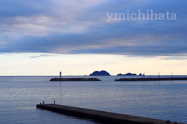 紀伊長島港にて_b0186680_112242.jpg