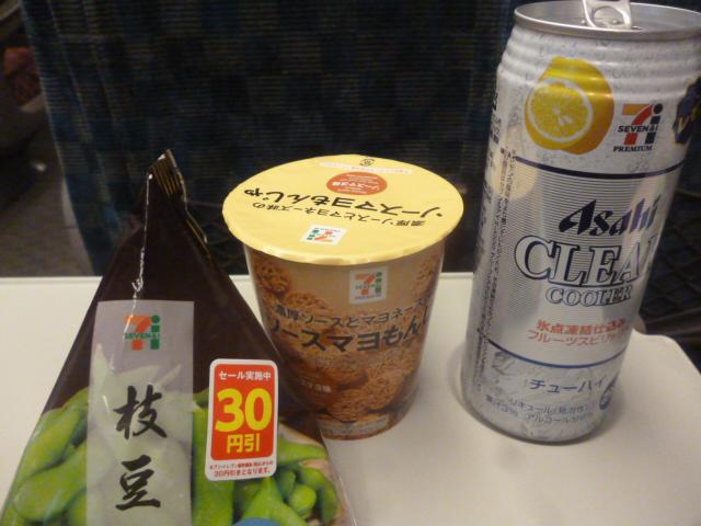 新幹線車中は「セブンイレブン」の巻_c0061686_735978.jpg